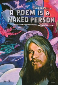 A Poem is a Naked Person Poster