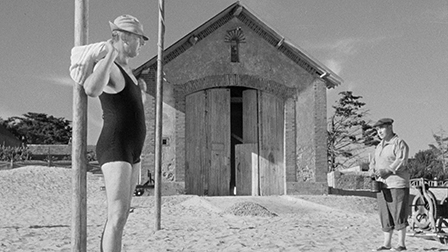 Monsieur Hulot's Holiday Film Still
