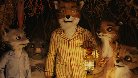 Fantastic Mr. Fox Film Still
