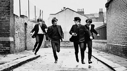 A Hard Day's Night Film Still