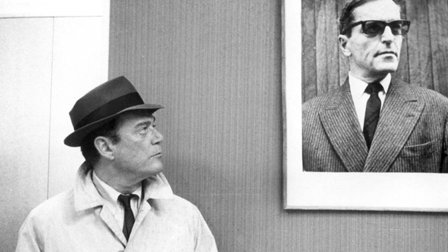 Alphaville Film Still