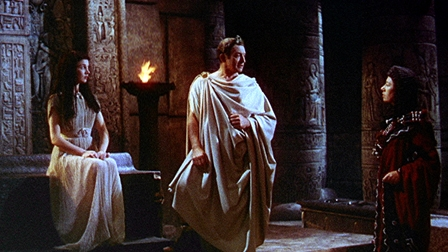 Caesar and Cleopatra Film Still