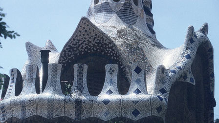 Antonio Gaudí Film Still