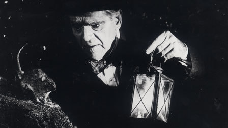 The Haunted Strangler Film Still