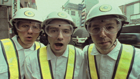 Beastie Boys Video Anthology Film Still