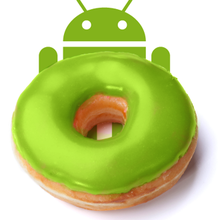 Android donut 3 0