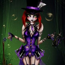 The mad hatter 2 0