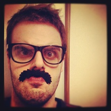 Fake mustache 3 0