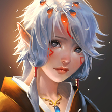Elf child by sakimichan d4oxa56 3 0
