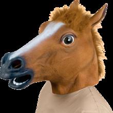 Creepy horse 3 0