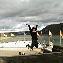 Koblenz deutsches eck  koblenz touristik p elmedia
