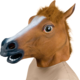Creepy horse