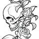 Skull tattoos girly 7