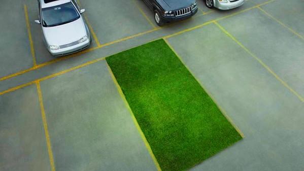 Green parcking 4394c