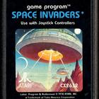 Space invaders color cart 8