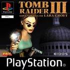 Tomb raider 3 pal front