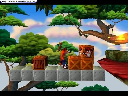 Crash bandicoot image4