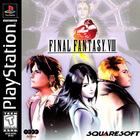 Final fantasy 8 ntsc front