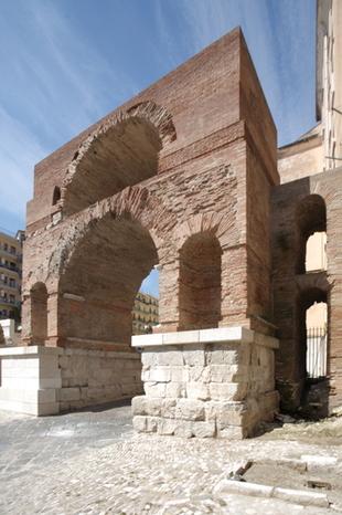 Arco sacramento restaurato