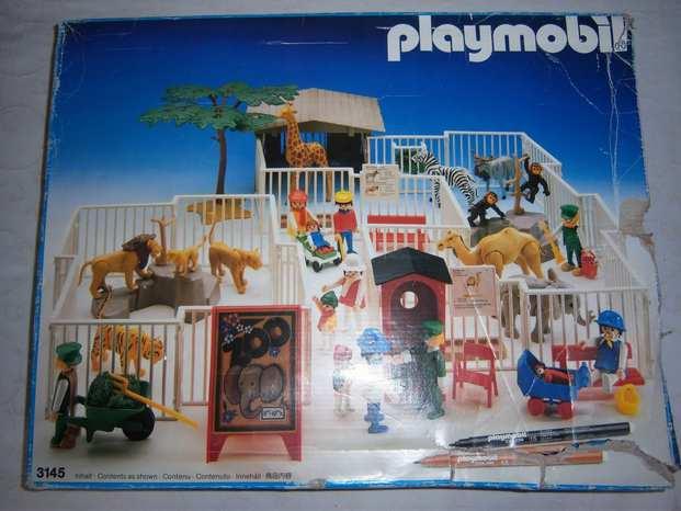 Playmobilzoo