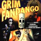 Grim fandango italian custom cdcovers cc front