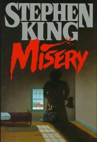 Misery copertina