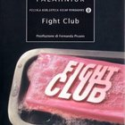Fight club libro copertina