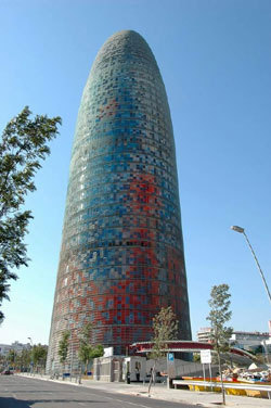 Torre agbar 1