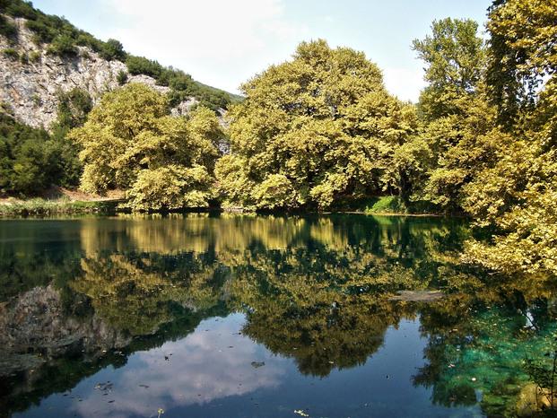 Riflesso lago2