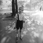 Childwithatoyhandgrenadeincentralpark nyc 1962
