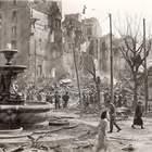 Milano piazza fontana bombardamento