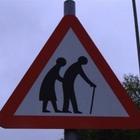 Attraversamento anziani
