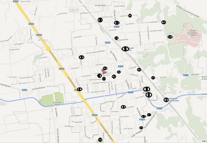 Mappa 20esecuzioni