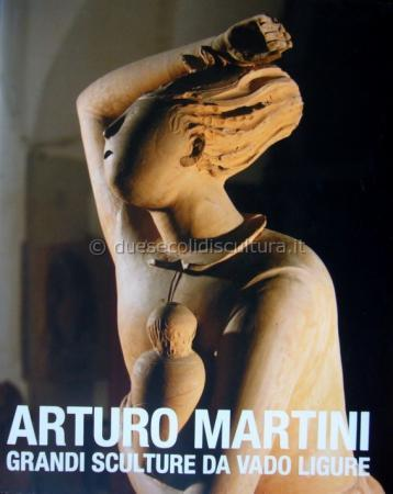 Vado ligure arturo martini grandi sculture mostra catalogo.thumbnail