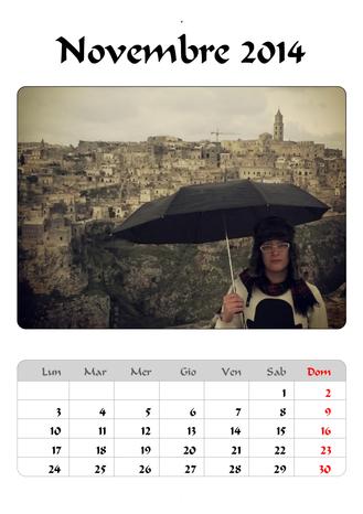 Calendario 11 2014