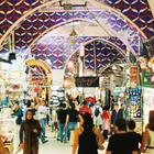 Attractions the covered grand bazaar