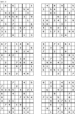 9x9 sudoku 3