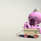Octopus ahoy