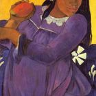 Paul gauguin woman with a mango 85262
