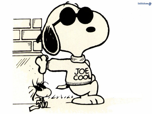 Woodstock snoopy joe cool