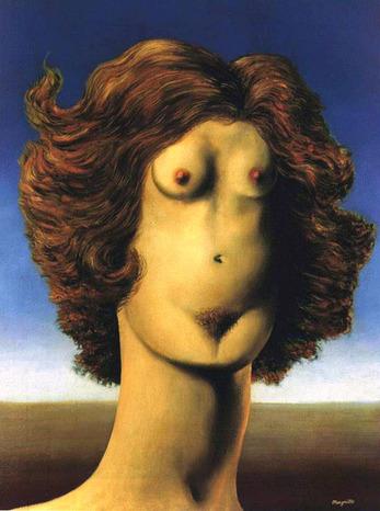 Magritte rape