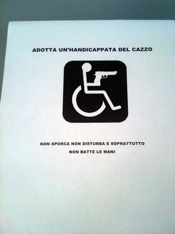Handicap 203