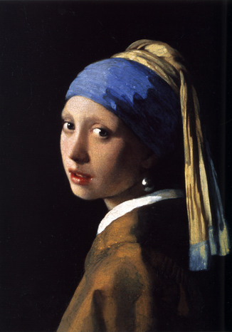 Johannes vermeer 1632 1675   the girl with the pearl earring 1665