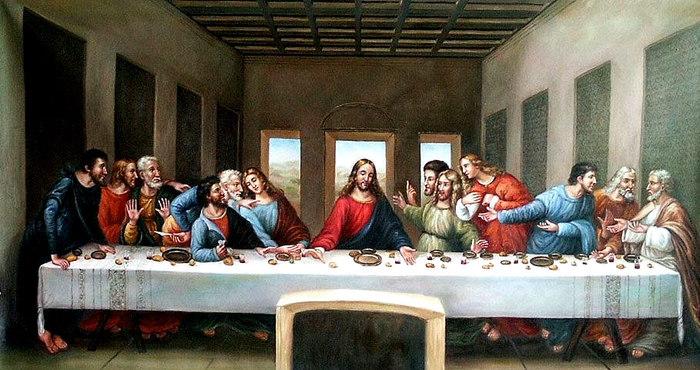 Leonardo ultima cena rest