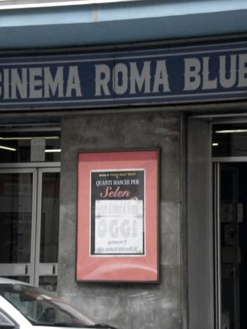 Cinema roma cadeaubon
