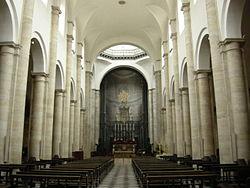 Torino duomo interno
