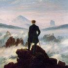 Caspar david friedrich   der wanderer uber dem nebelmeer