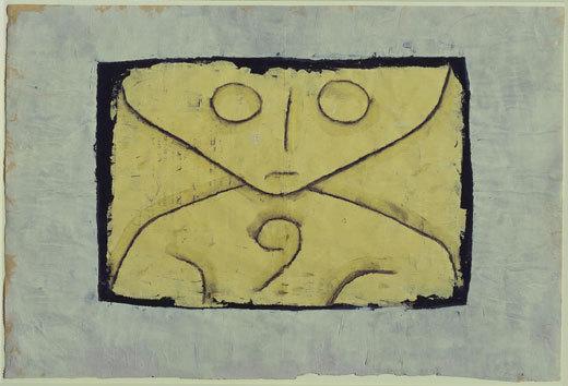 Klee spirito di una lettera1