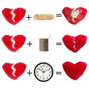 4 steps to help heal a broken heart