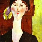 Modigliani beatrice 20hastings la giraffa